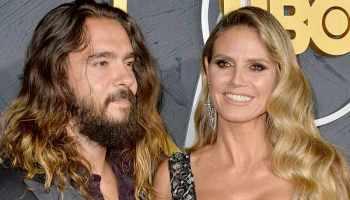 Tom Kaulitz,Heidi Klum,Starnews,Medie,Presse,Aktuelle,People