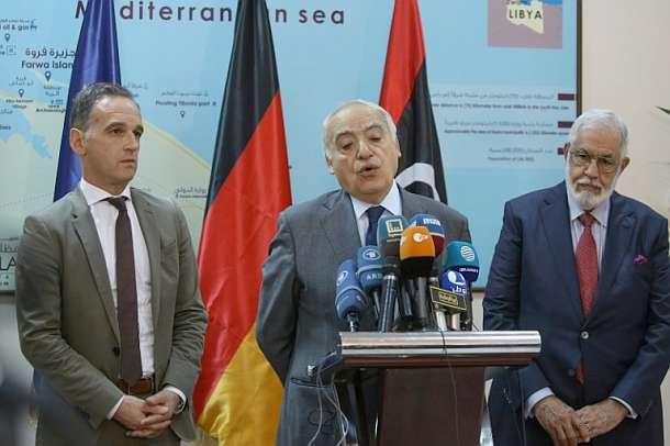 Heiko Maas,Berlin,Politik,Libyen,Nachrichten,Presse.Online