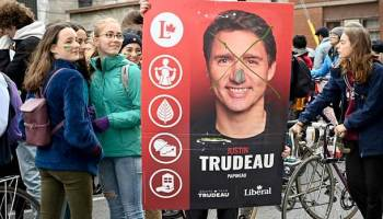 Parlament,Kanadier,Wahlberechtigte,Justin Trudeau,Presse,News,Medien,Aktuelle