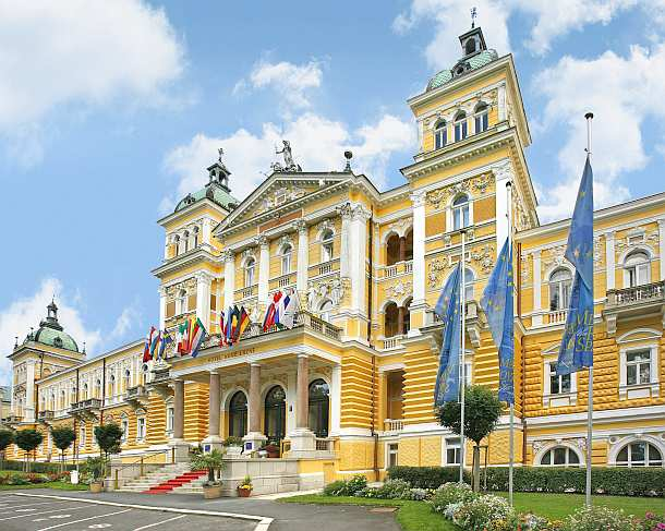 Marienbad,Nové Lázne Health Spa Hotel,Lifestyle,Tourismus,Presse,News,Medien