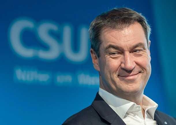 Markus Söder,Berlin,CSU,Presse,News,Medien,Aktuelle,Politik