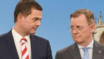 Thüringen Wahl,Bundesparteien,Politik,Presse,News,Medien,Partei,Wahl