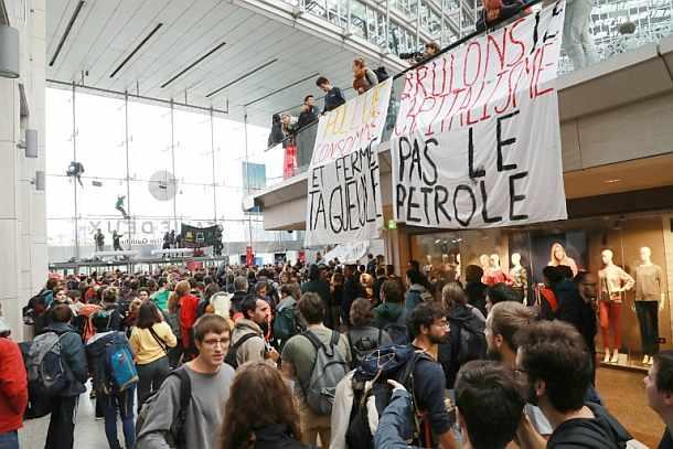 talie 2,Paris,Presse,News,Medien,Aktuelle,Nachrichten,Extinction Rebellion