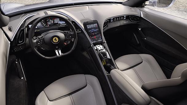Ferrari, Auto,Rom,Italien,Ferrari Roma ,Presse,News,Medien,Aktuelle,Nachrichten