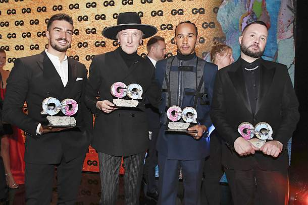 GQ Men,Berlin,GQ Awards,Presse,News,Medien,Aktuelle,Event,Online,Starnews