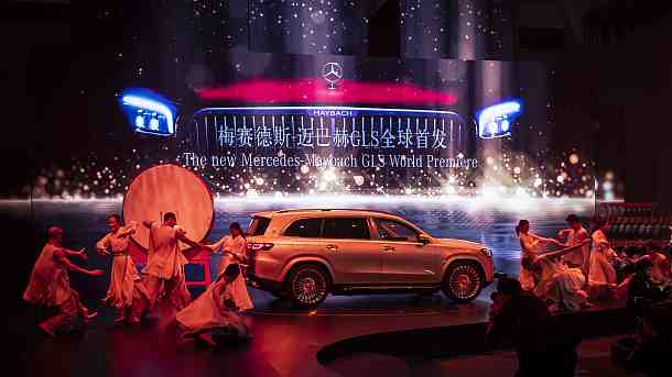 Maybach,Auto,Presse,News,Medien,Mercedes