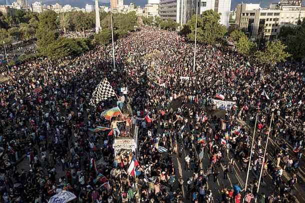 Santiago de Chile,Santiago,Presse,News,Medien,Aktuelle,Chile,