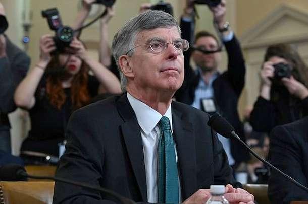 William Taylor,Ukraine-Affäre,Presse,News,Medien,Aktuelle,Nachrichten