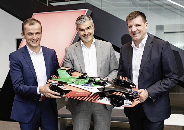 Schaeffler,Audi,Formel E, Presse,News,Medien,Aktuelle,