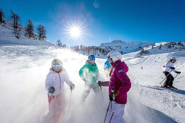 Salzburger Sportwelt,Sport,Winter,Tourismus,Presse,News