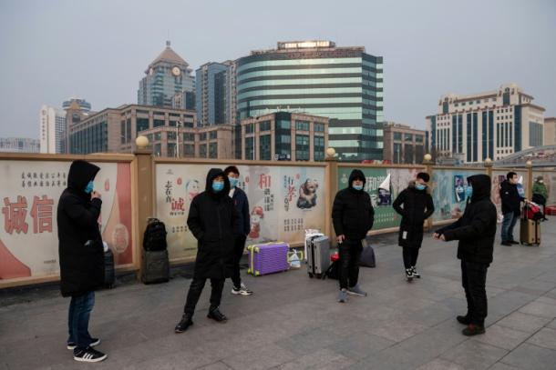 Coronavirus,China,Wuhan,Presse,News,Medien,Aktuelle