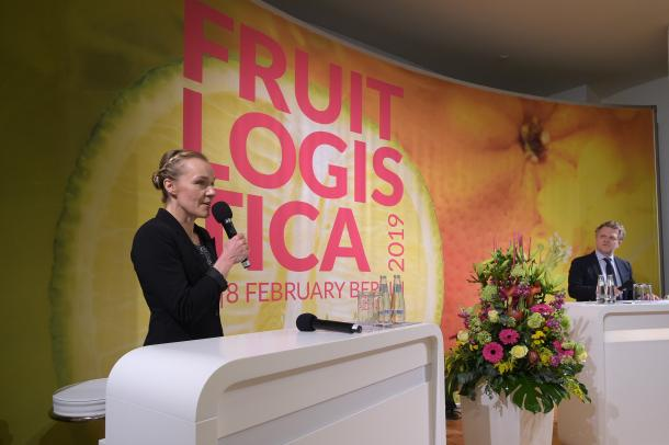 Berlin- FRUIT LOGISTICA vom 5.- 7. Februar 2020