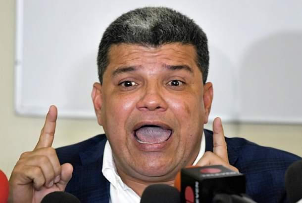 Luis Parra,Venezuela,Politik,Presse,News,Medien,Aktuelle,Nachrichten