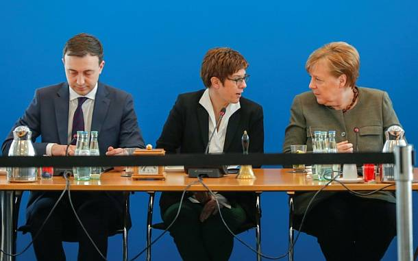 AKK,Berlin,Politik,Partei,CDU,Aktuelle