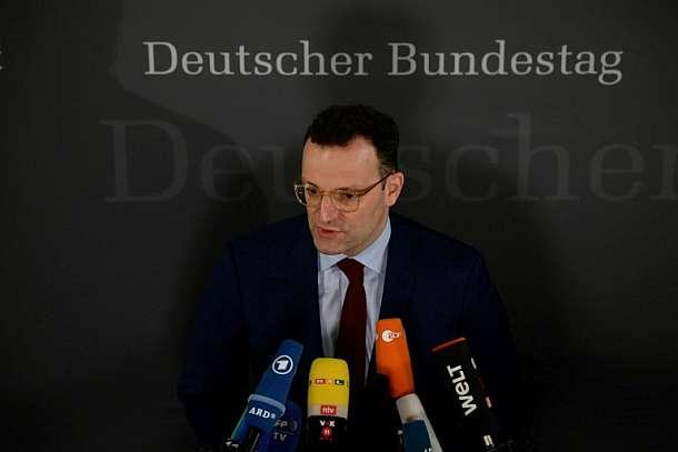 Jens Spahn,Angela Merkel,Politik,Berlin,News,Aktuelle