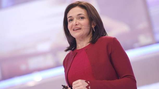 Sheryl Sandberg,Facebook,People,Star News,Medien