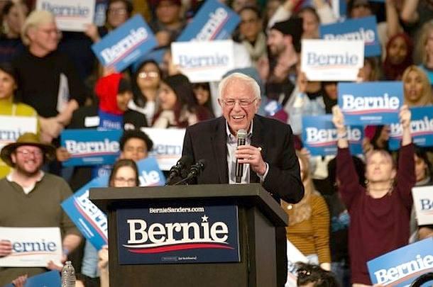 Bernie Sanders,Politik,Presse,News,Medien,Aktuelle