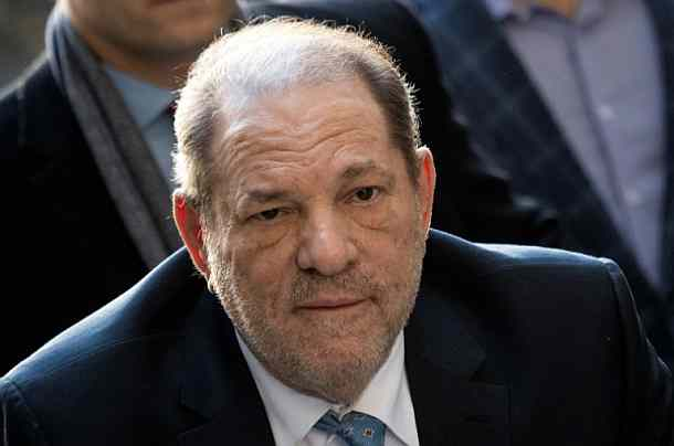 Harvey Weinstein,Coronavirus,People,Presse,News,Medien