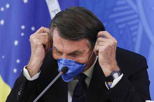 Jair Bolsonar,Politik,Presse,News,Medien,Aktuelle