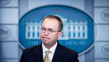 Mick Mulvaney,Weißen Haus,Presse,News,Medien