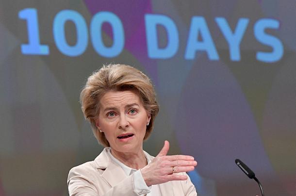 Ursula von der Leyen ,Brüssel,Politik,Presse,News,Medien