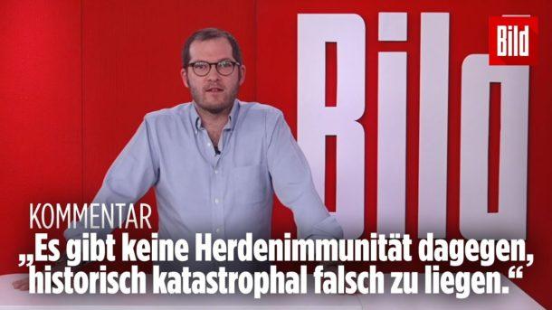 JUlian Reichelt,Presse,News,Medien