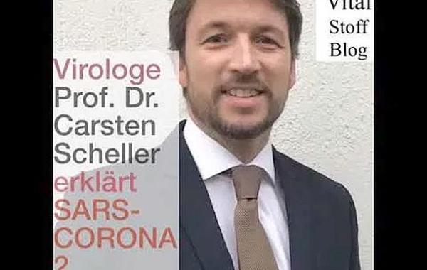 Prof. Dr. Carsten Scheller,Carsten Scheller,Presse,News,Medien