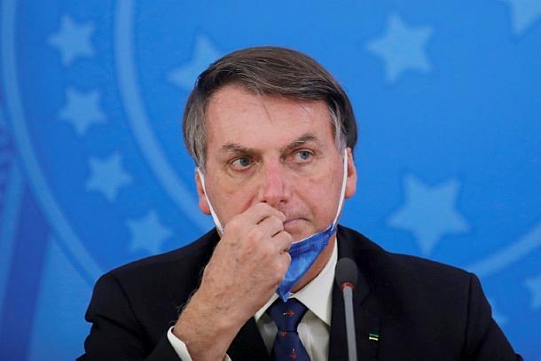 Jair Bolsonaro,Coronavirus,Presse,Politik,Medien