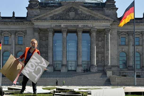 Klimaprotest,Klimadialog,Berlin,Politik,Presse,News,Medien