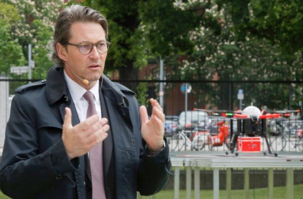 Andreas Scheuer,Berlin,Politik,,News,Medien