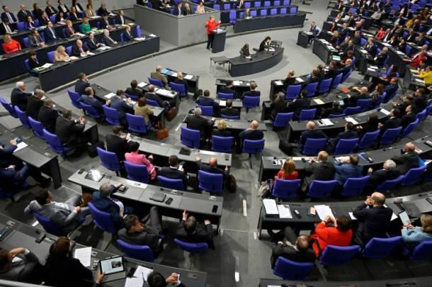 Bundestag,Berlin,Politik,Pandemieschutz