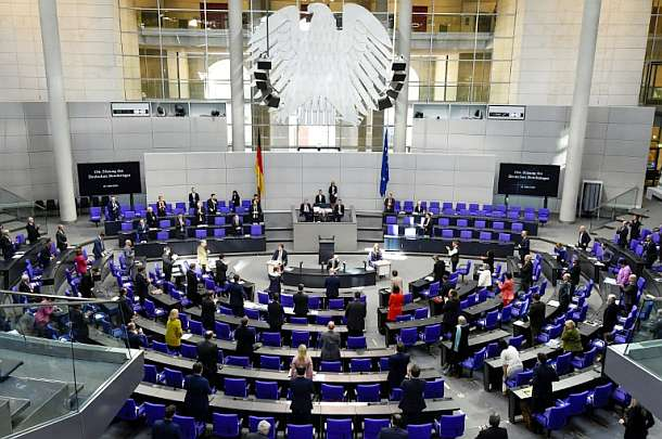Bundestag,Berlin,Hans-Peter Bartels,Eva Högl