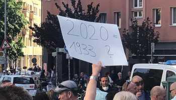 Corona-Maßnahmen ,Demo,Berlin,Stuttgart,München,News,Presse