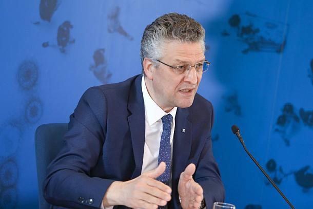 Lothar Wieler,RKI,Presse,Berlin,News,Medien;Corona
