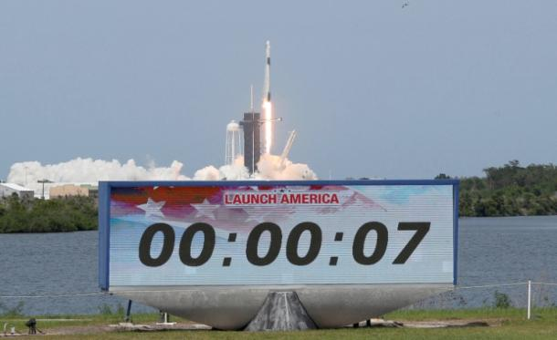 SpaceX,Presse,News,Medien,-Raumfahrt: