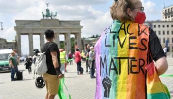 Berlin,Presse,News,Medien,Unteilbar-Kundgebungen