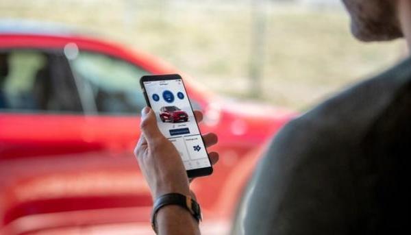 Auto,Ford,FordPass,Handel,Presse,News