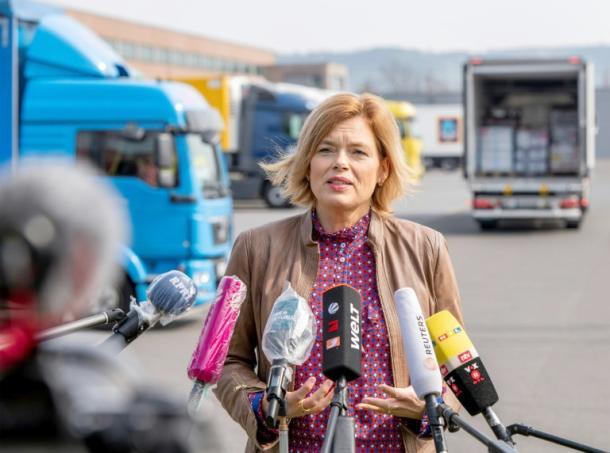 Julia Klöckner,Politik,Presse,News