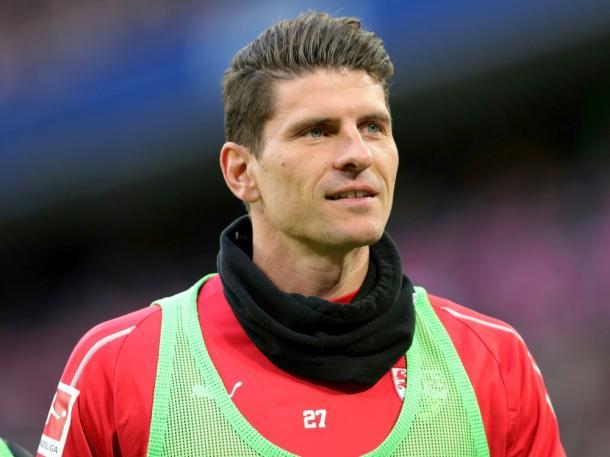Mario Gomez ,Sport,Presse,News,Medien,Fußball,VfB