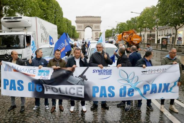 Paris,Rassismus,Protest,Presse,News,Medien