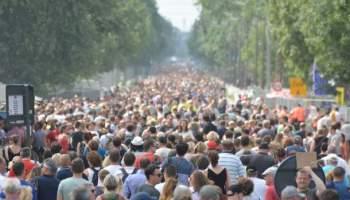 Berliner Demo,Berlin,Event,VisitBerlin,Verdi