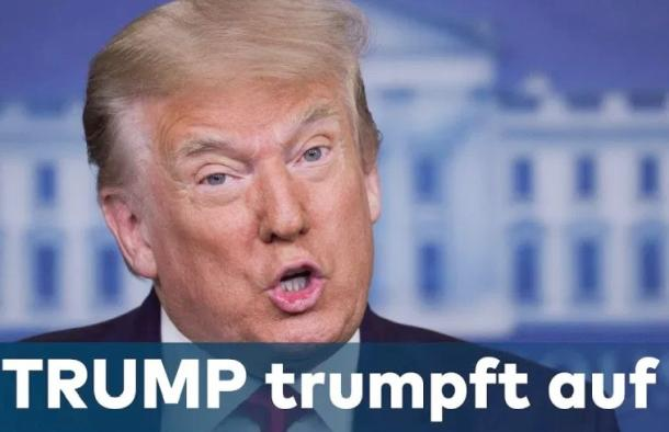 Donald Trump,IStGH,Den Haag,USA,Presse,News,Politik