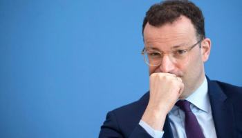 Jens Spahn,Politik,Reisen,Lothar Wieler