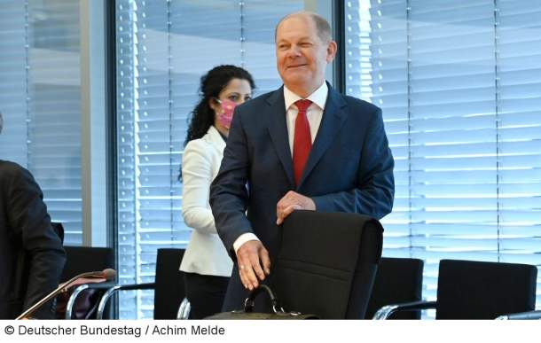 Olaf Scholz,Berlin,Bundestag,Politik,Wirecard-Skandal