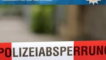 Polizeisperrung,Mannheim,News,Medien,Aktuelle,Nachrichten