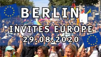 Berlin Demo,Berlin Berlin Demo 29.08.News,Informationen