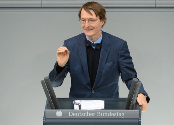 Karl Lauterbach,Politik,Spanien,Presse,News,Medien