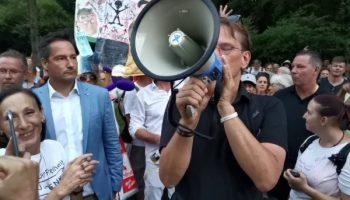 Berliner Demo,Berlin,Presse,News,Medien,Bodo Schiffmann