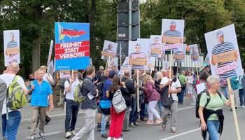 Köln Demo,Querdenken,Querdenken 711,Berlin,Presse,News