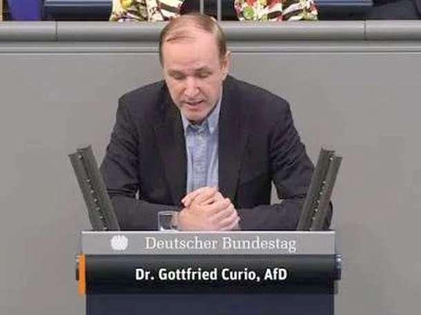 Dr. Gottfried Curio,AfD,Politik,Presse,News,Medien